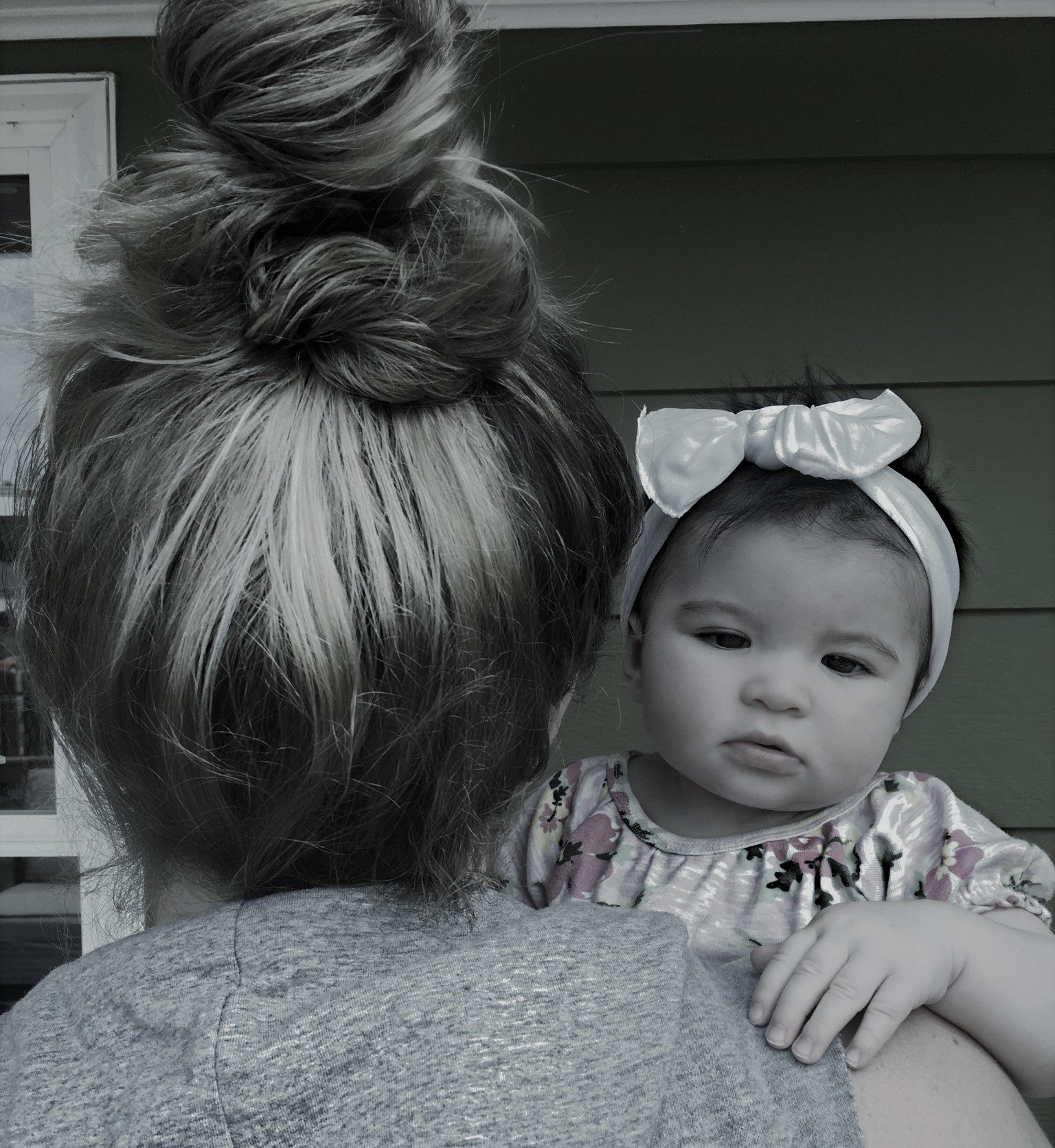 Messy Buns and Motherhood